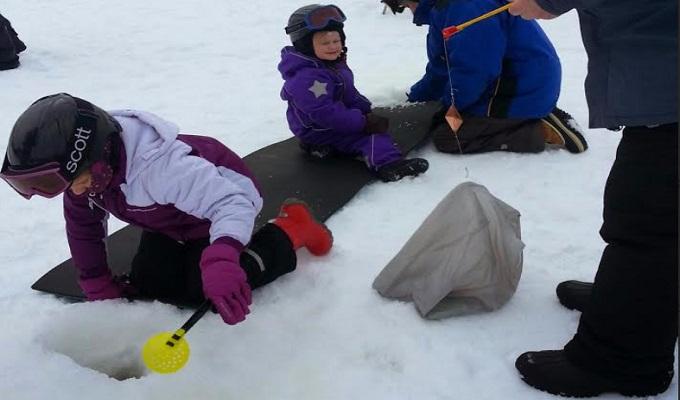 aktivitetsdag skiringen